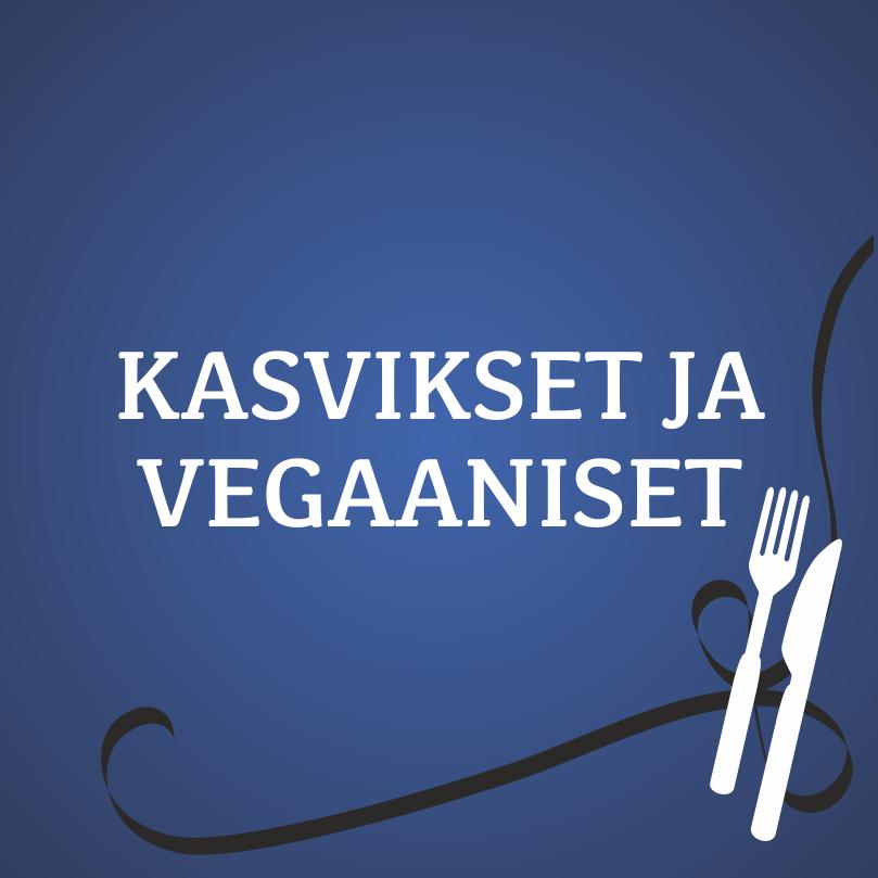 Kasvikset ja vegaaniset