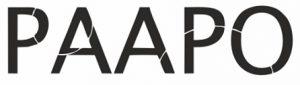 Paapo logo ja linkki verkkosivuille.