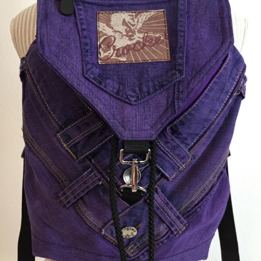 8 Reppu violetti-eb6f24f2