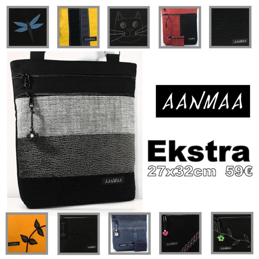 Aanmaa laukku Ekstra mainos 1-278b4bf3