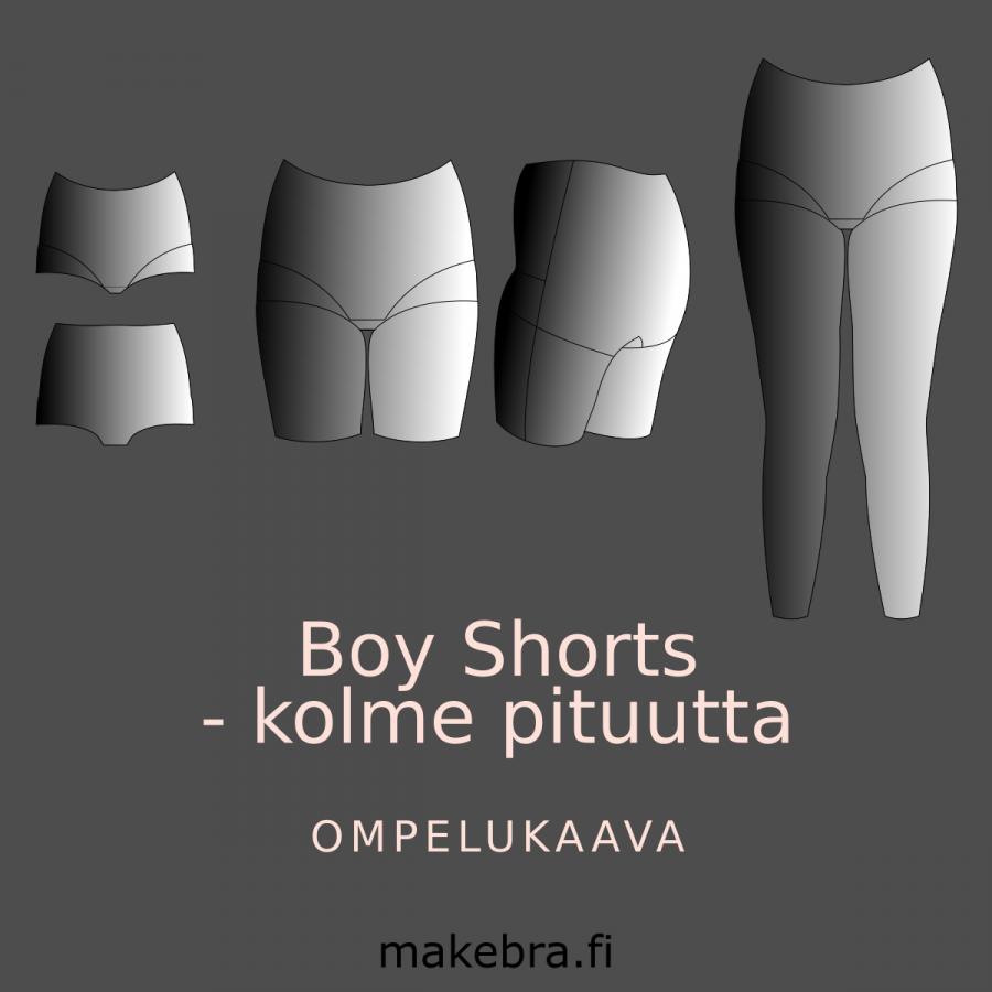 Boy Shorts ompelukaava-6d3ea7c4