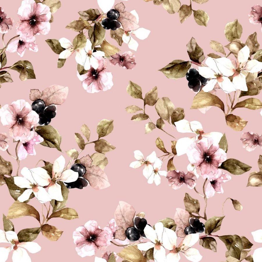 Dream Garden ladypink messu-70678881