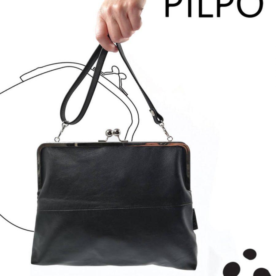 Nahkainen XXL käsilaukku olkalaukku pilpo-2c17b993