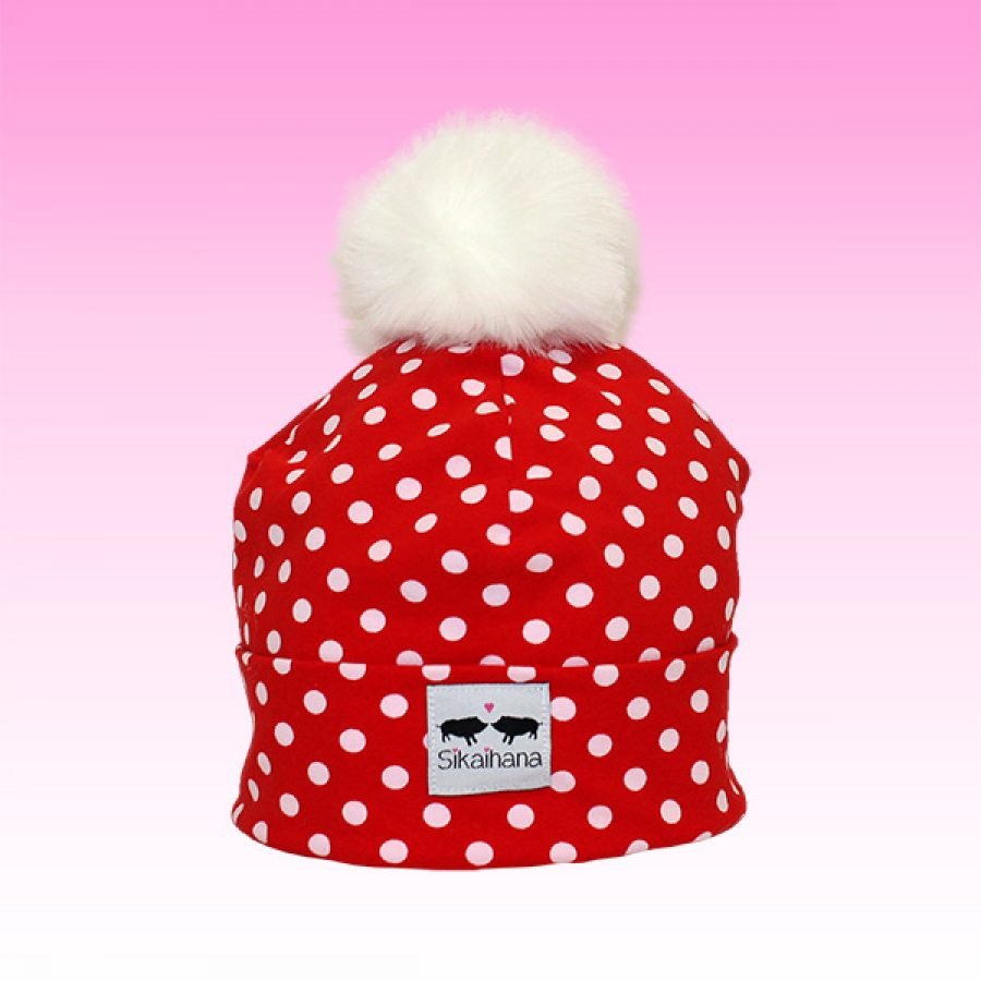 Pipo talvipipo punainen-1d992c33