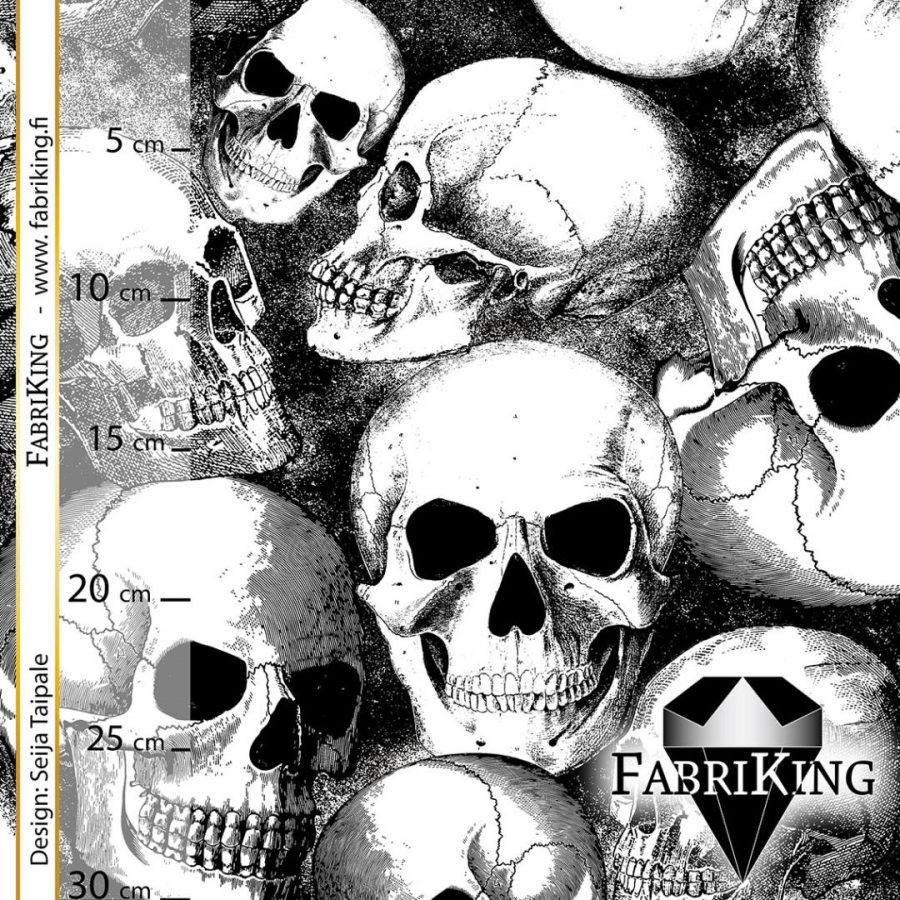 Skull Party black-38a6e3e8