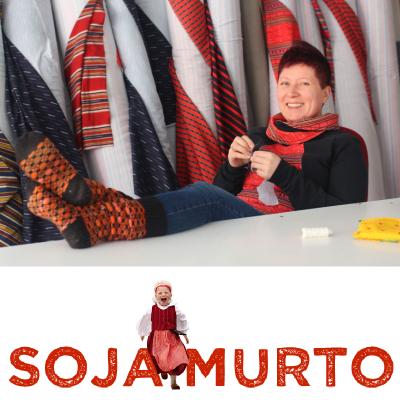 Soja Murto-Hartikainen. Kuva Susanna Mattheiszen np-9674230a