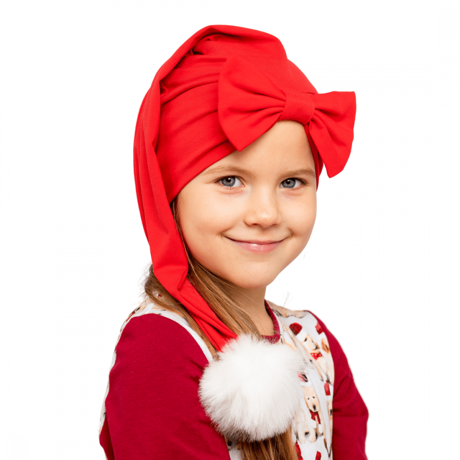 Tonttulakki punainen lasten-85a3c9c8