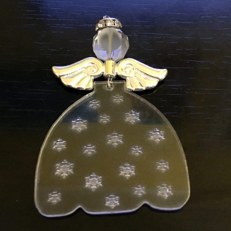 lumihiutalemekkoinen enkeli-4f295aaa
