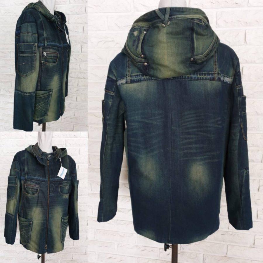 miesten vihreä takki koko 50-8783cfba